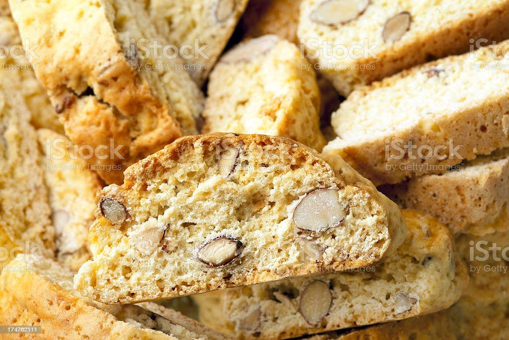 Biscotti. stock photo