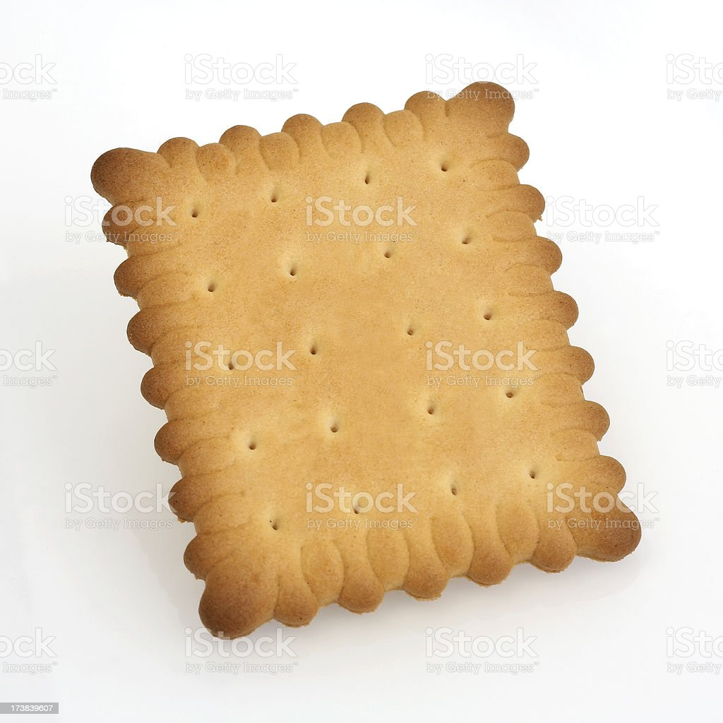 Biscuit royalty-free stock photo