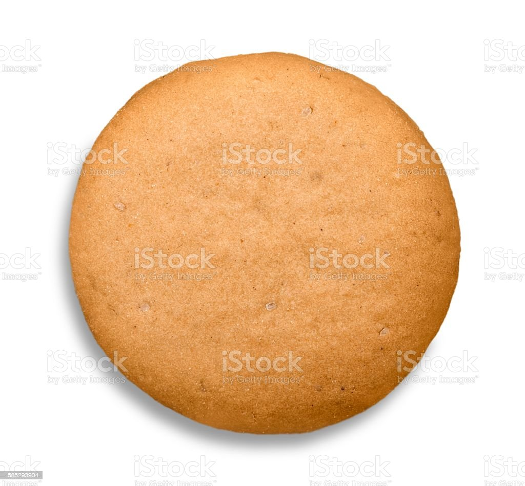 Biscuit stock photo