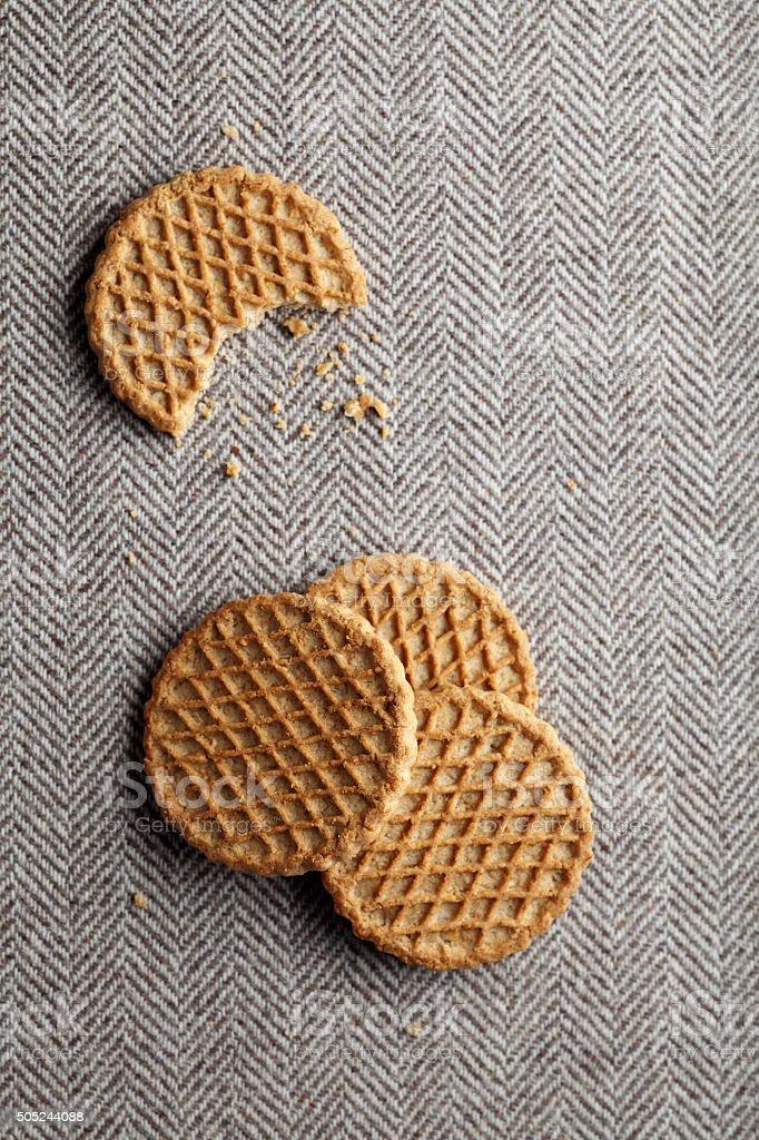 Biscuit,Cookie stock photo