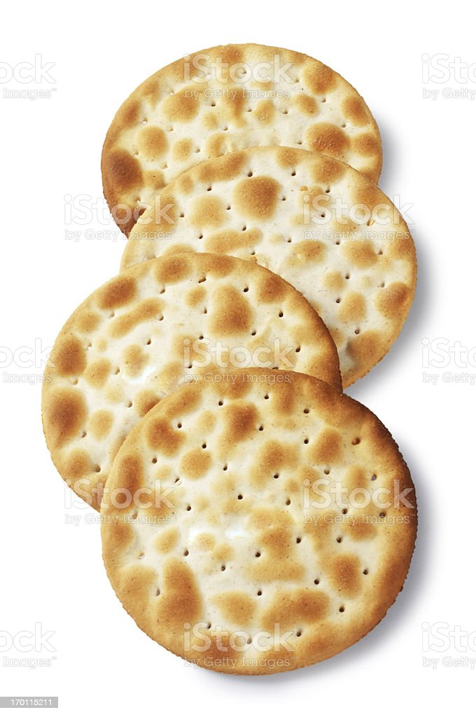 Biscuits stock photo