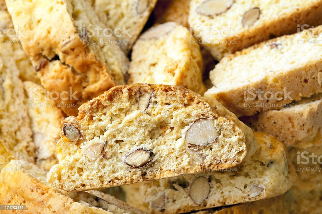 Biscotti. royalty-free stock photo