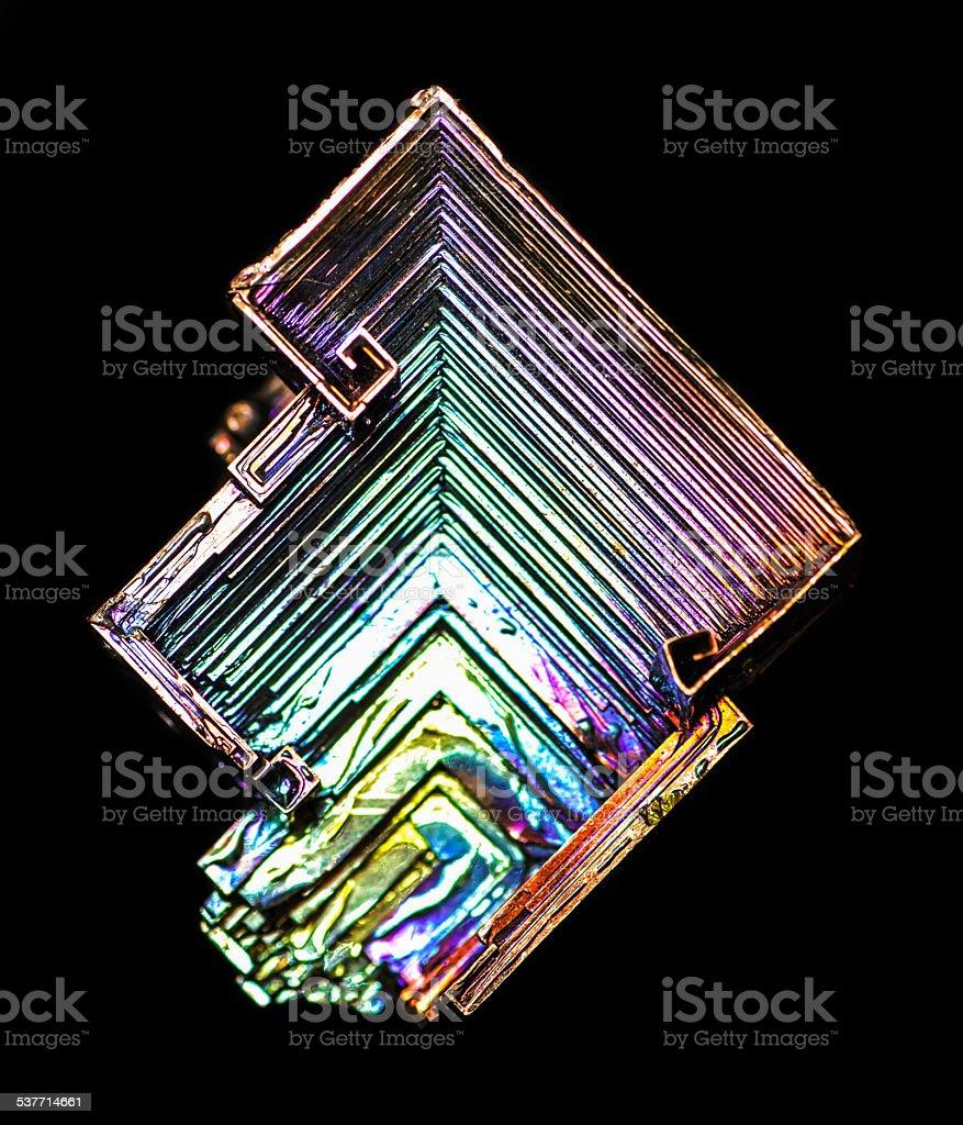 Bismuth stock photo