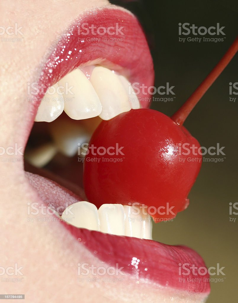 Bite Me! royalty-free stock photo