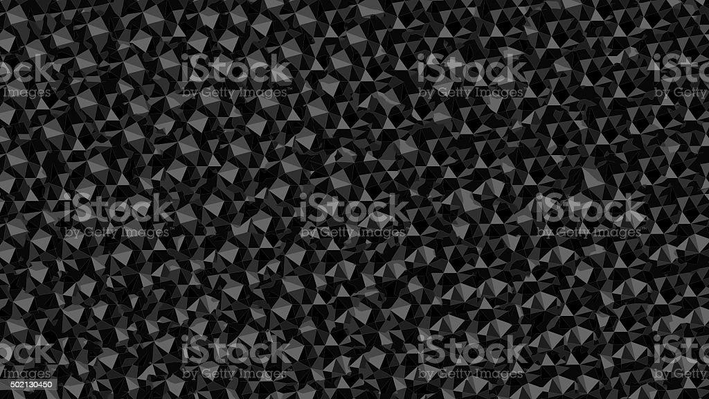 Schwarze abstrakte cube Hintergrund Lizenzfreies stock-foto