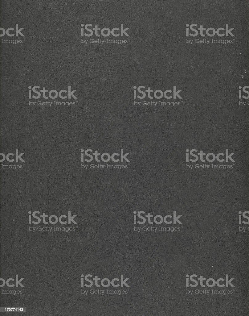 Noir couverture de l'album photo libre de droits