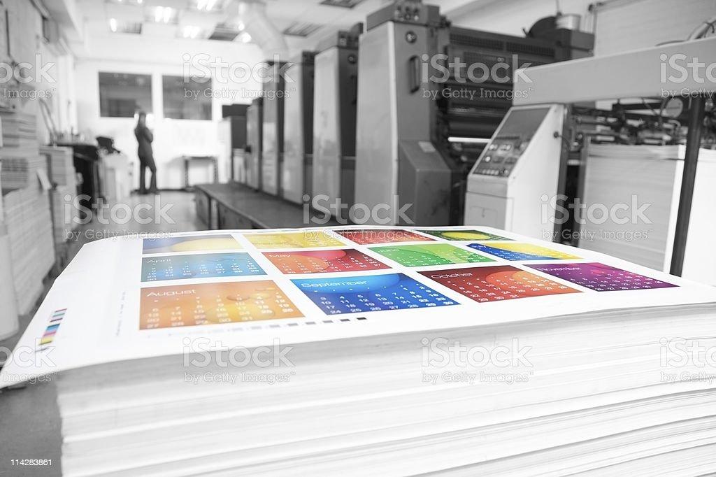 Black & White Press Room... stock photo