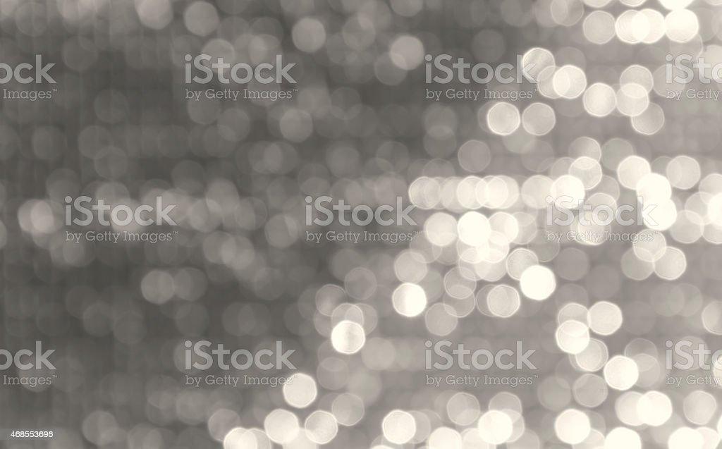 Black and white bokeh background royalty-free stock photo