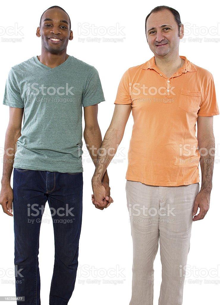 черный и белые геи фото