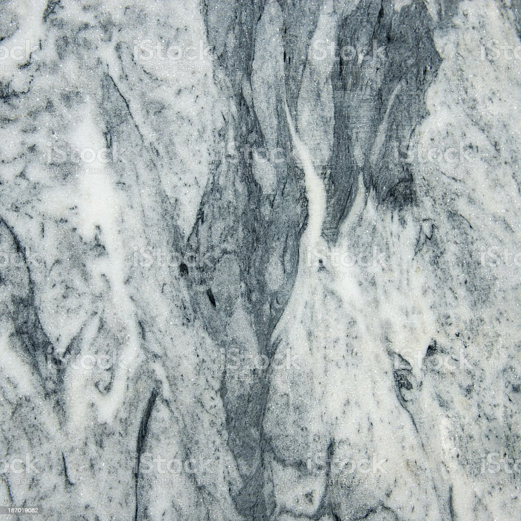 Black and White Marble Abstract Texture Background royalty-free stock photo