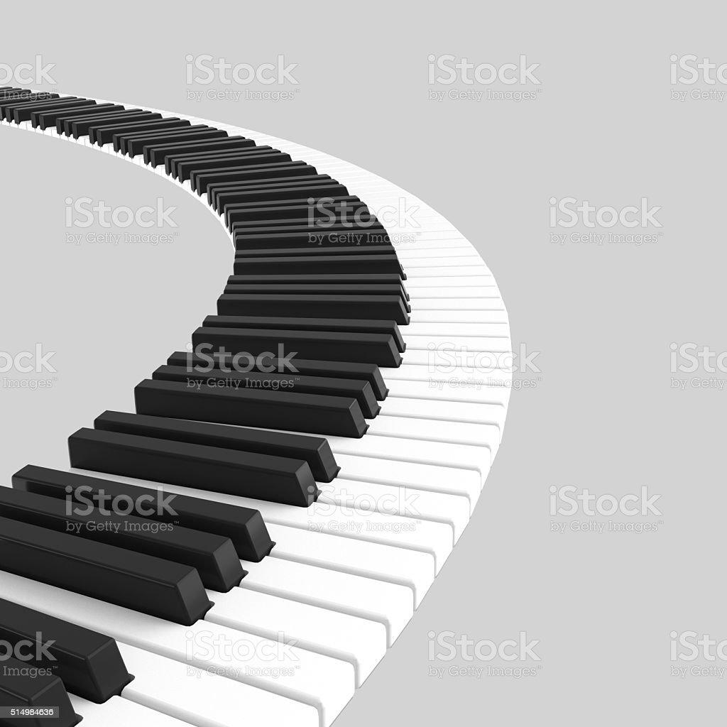 black and white piano keyboard stock photo