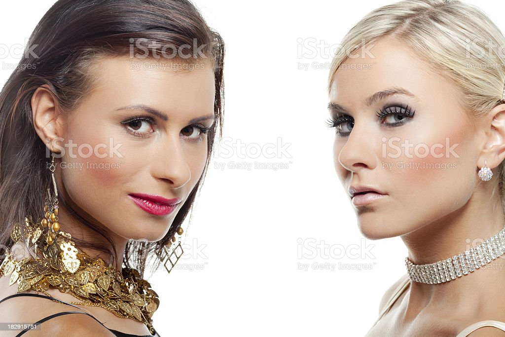Black and White royalty-free stock photo