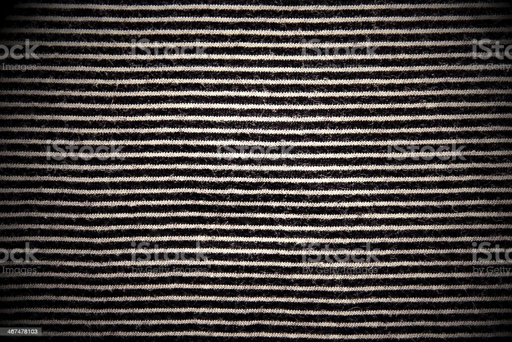 Black and white striped seamless canvas stock photo