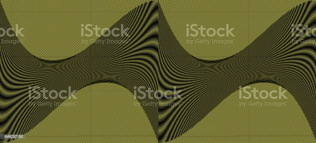 Black and yellow background stock photo