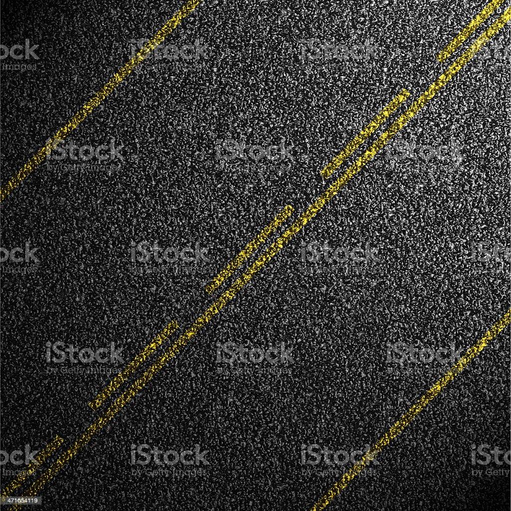black asphalt background royalty-free stock photo