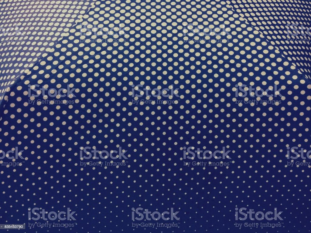 Black background is dot pattern stock photo