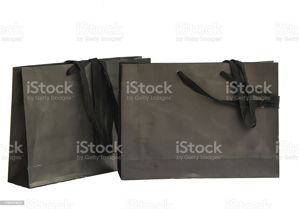 black bag royalty-free stock photo
