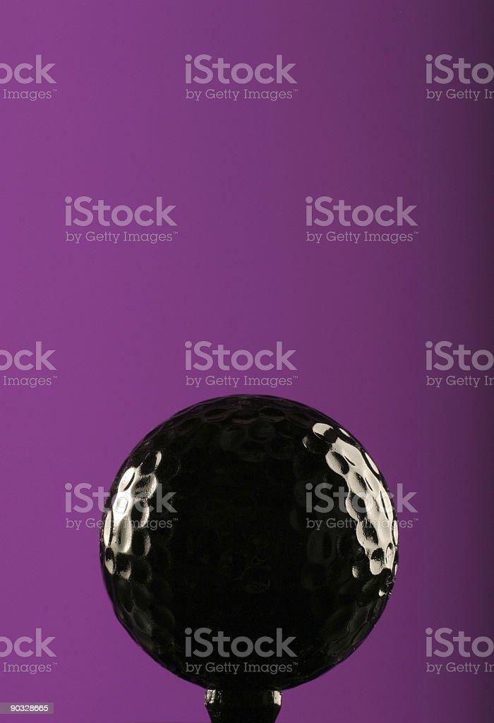 black ball royalty-free stock photo