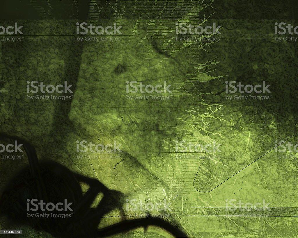 Black Bart stock photo