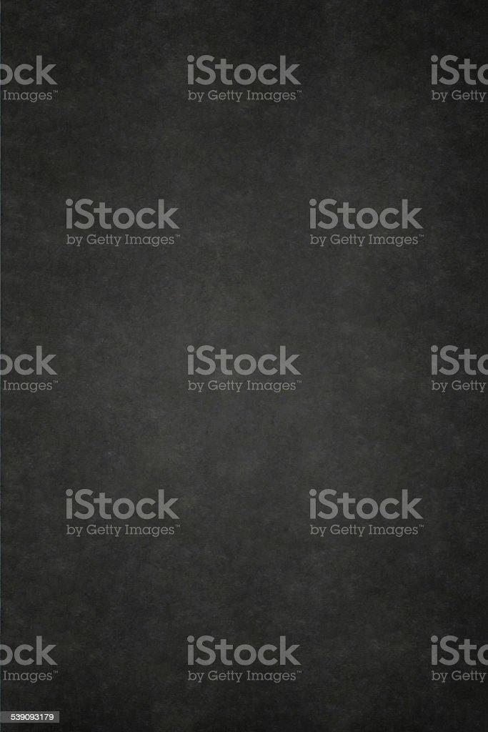 Black blank chalkboard for background stock photo