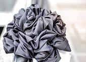 Black Bow for Funeral, Retro Tone