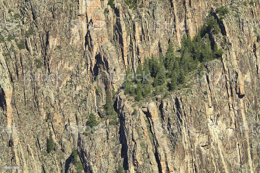 Black Canyon royalty-free stock photo