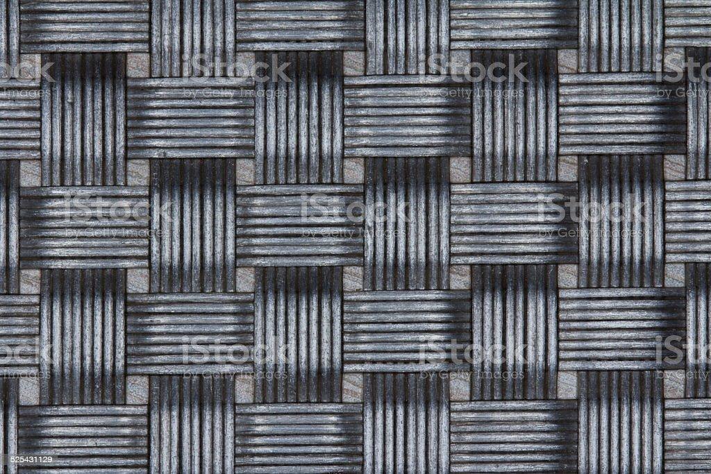Black carbon fiber stock photo
