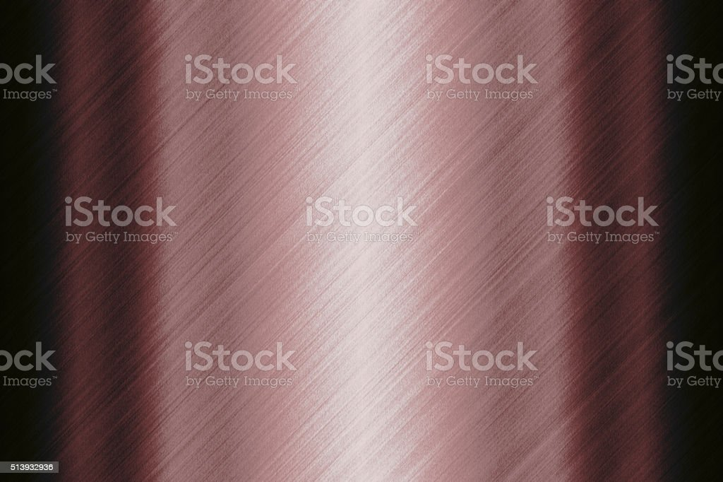 Black copper plate texture background stock photo
