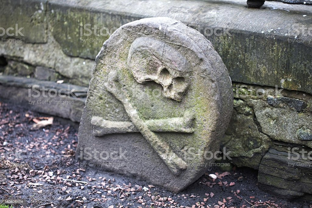 Black Death royalty-free stock photo