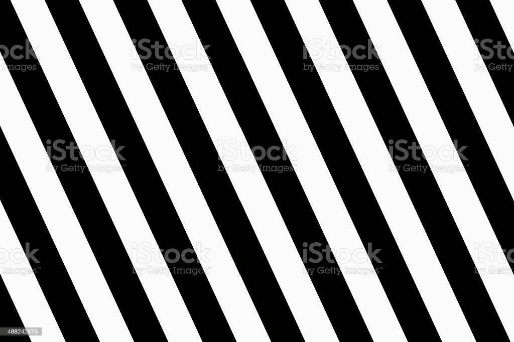 black diagonal lines on a white background stock photo