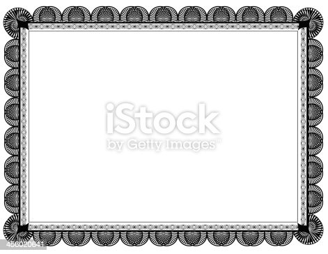 black document frame 85 x 11 stock photo 456020641 istock