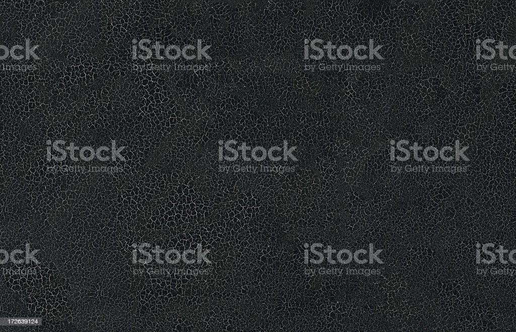 Black Dry Mud Texture royalty-free stock photo