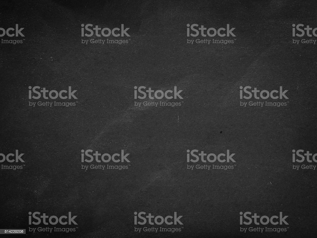 Black dusty crumpled paper texture background stock photo
