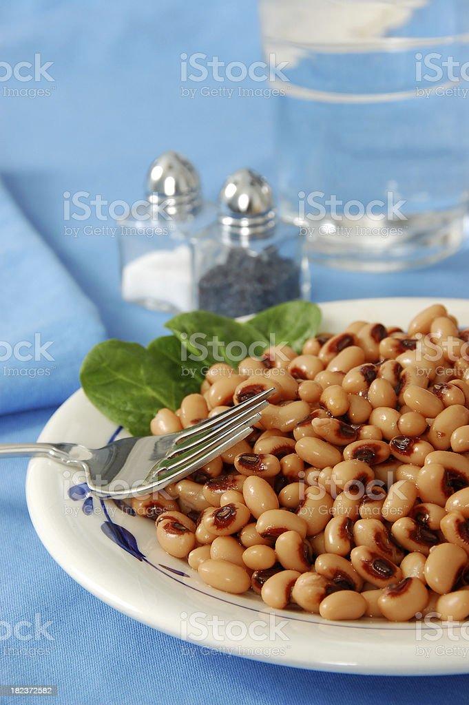 Black Eyed Peas royalty-free stock photo