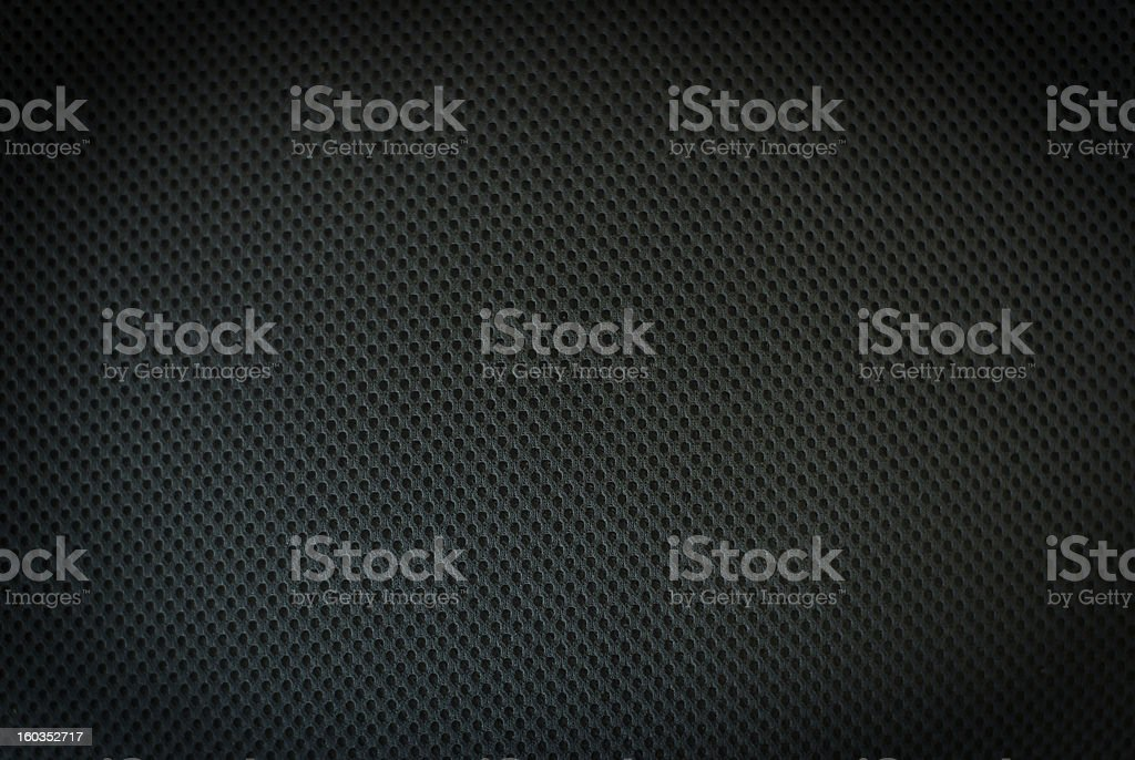 black fabric texture royalty-free stock photo