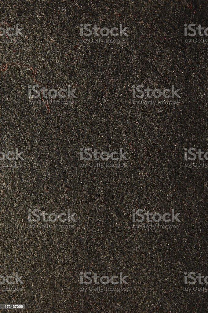 Black felt royalty-free stock photo