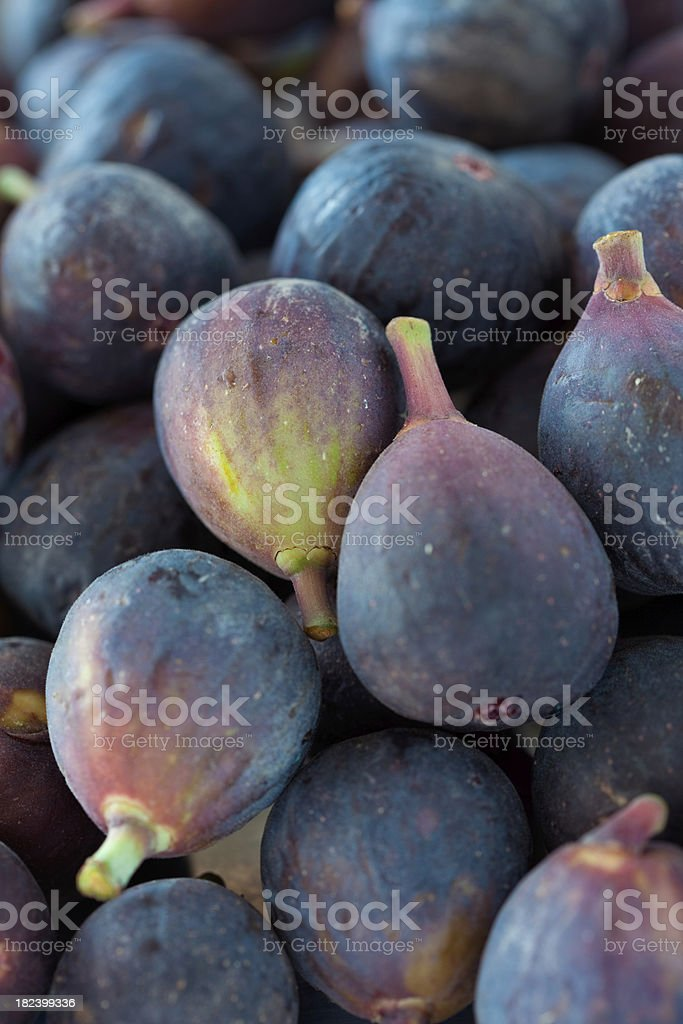 Black Figs stock photo