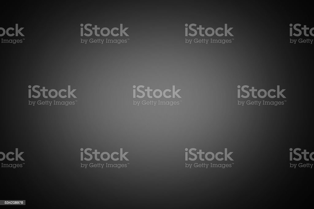 Black grey interior background stock photo