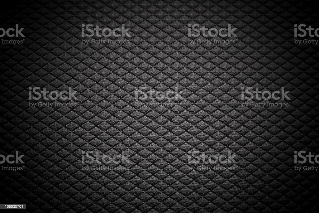 Black grid background stock photo