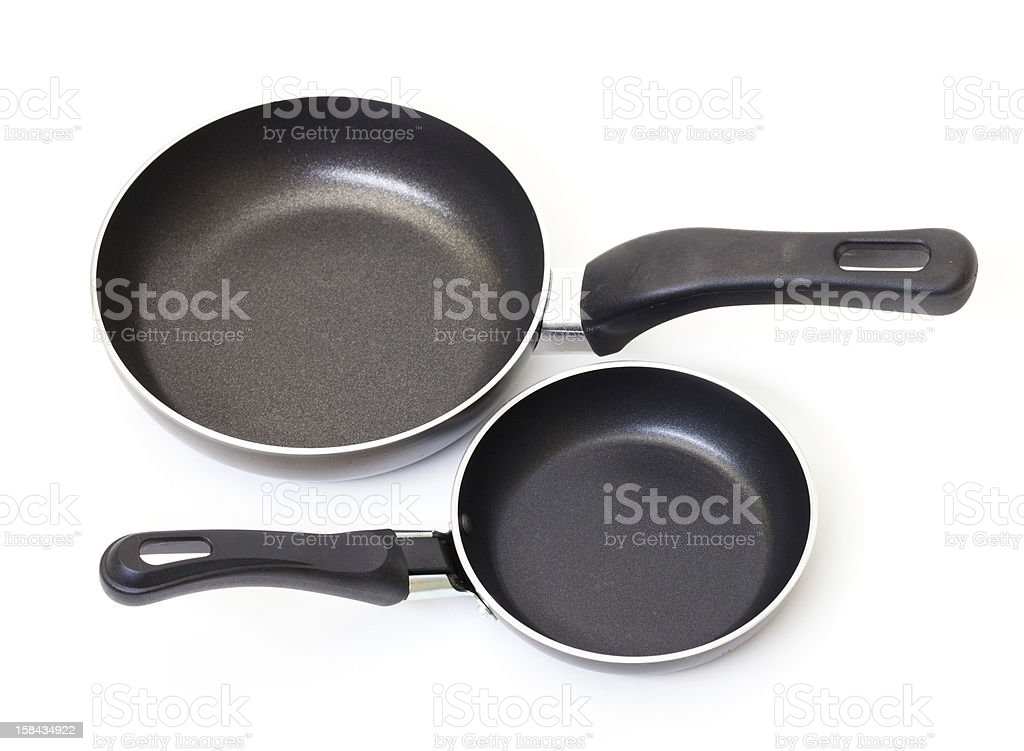 Black griddle royalty-free stock photo