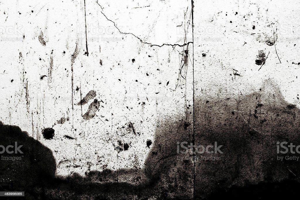 Black Grunge Background royalty-free stock photo