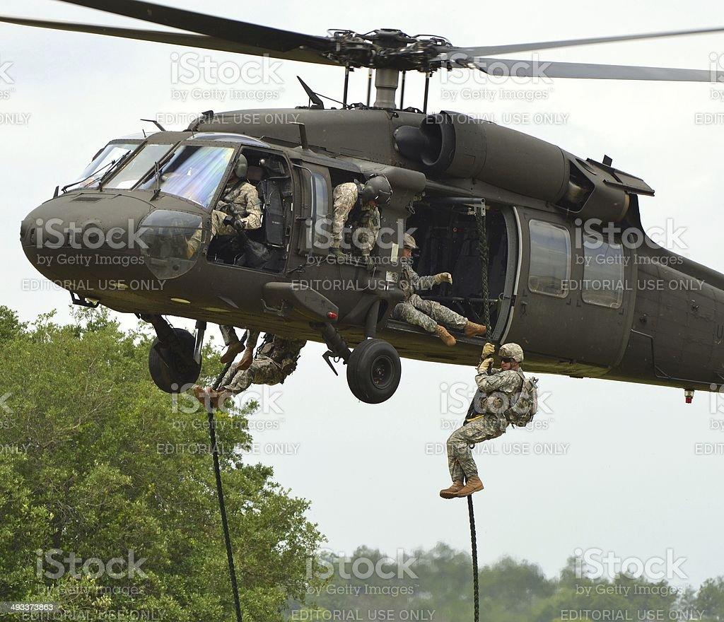 UH-60 Black Hawk stock photo