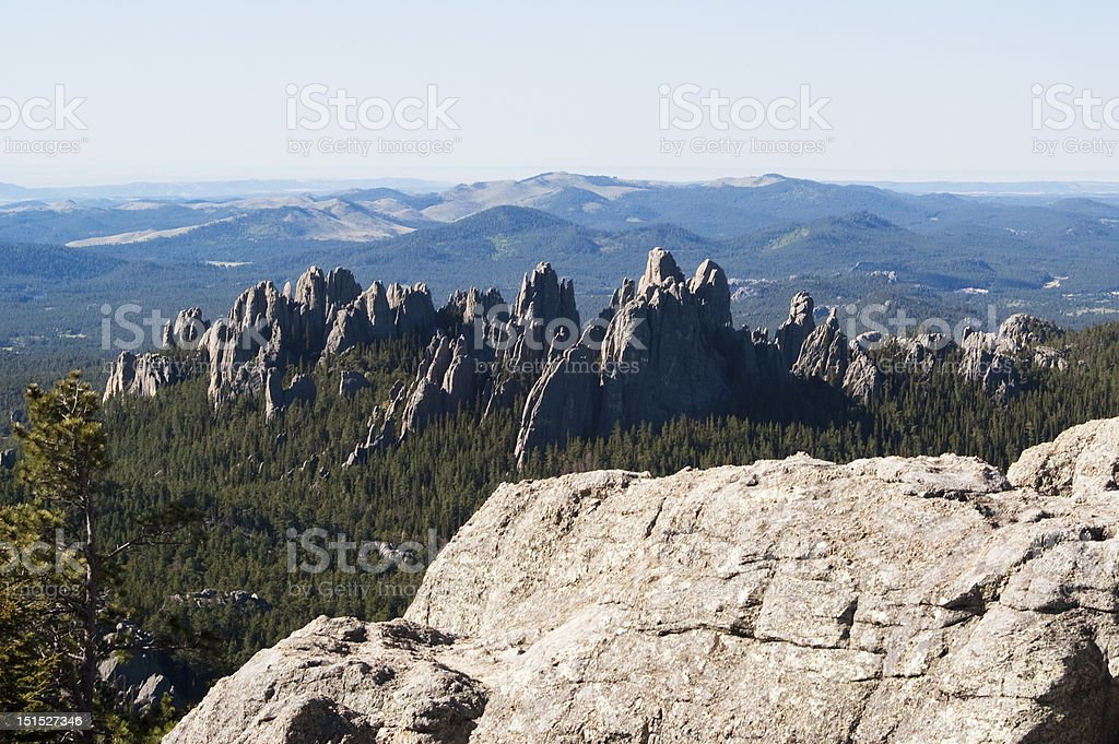 Black Hills royalty-free stock photo