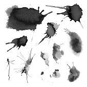 Black Ink bundle - 01