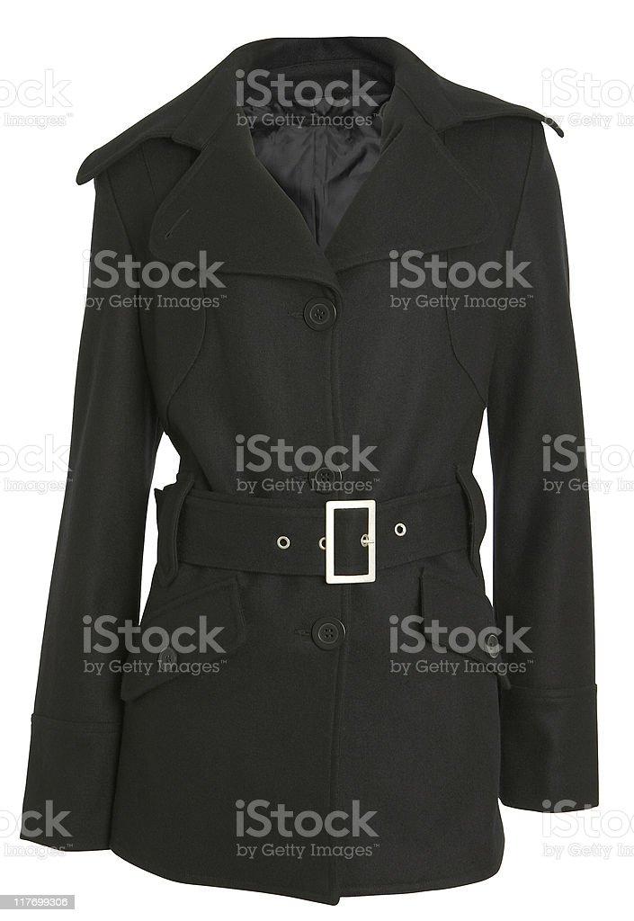 black jacket royalty-free stock photo