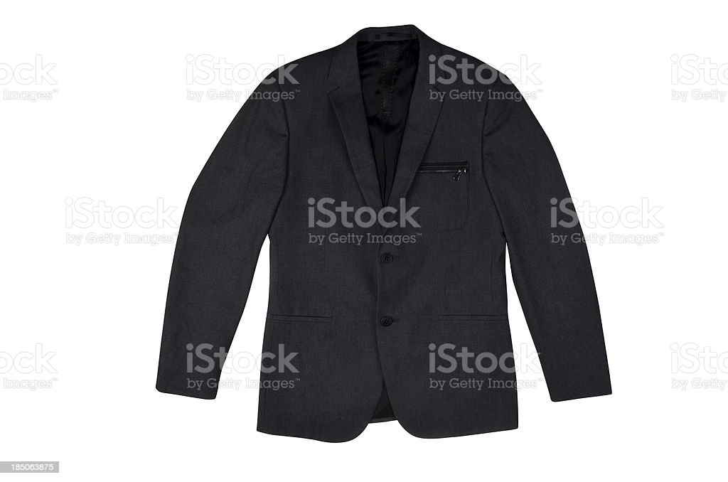 Black Jacket stock photo