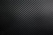 Black Kevlar carbon fibre background