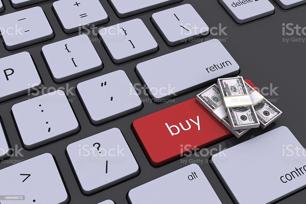 Black keyboard royalty-free stock photo