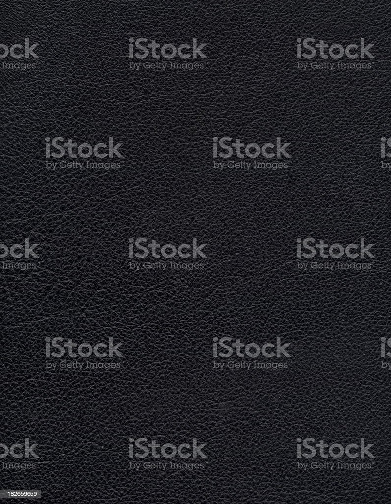 Black Leather Background royalty-free stock photo