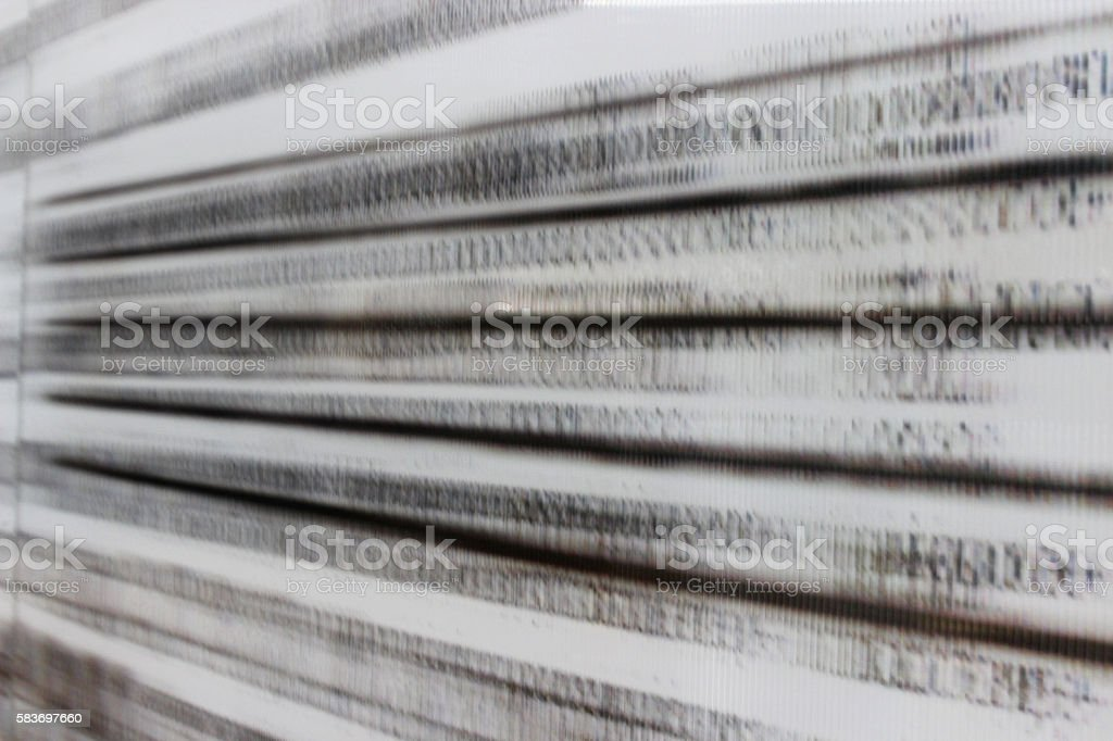 Black lines background stock photo